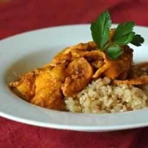 Curry De Pui - Reteta Indiana
