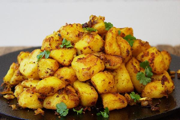 Cartofi Bombay