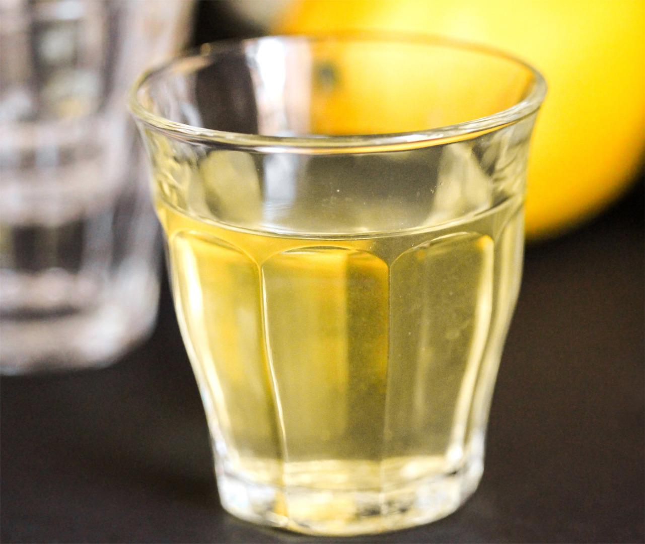 Limoncello - lichior italienesc