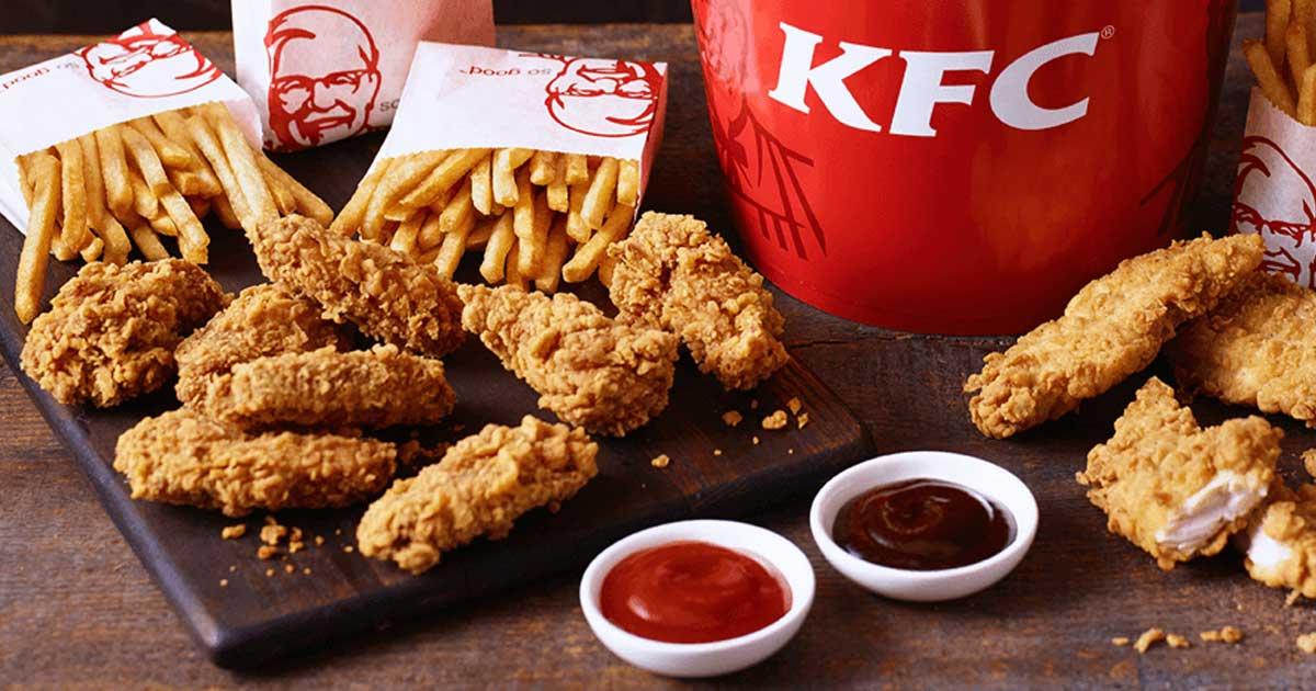 KFC ascunde un detaliu GENIAL. Te-ai fi gândit la asta vreodată?