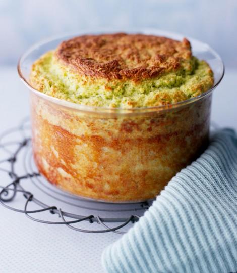 Souffle De Broccoli Si Branza Cu Mucegai