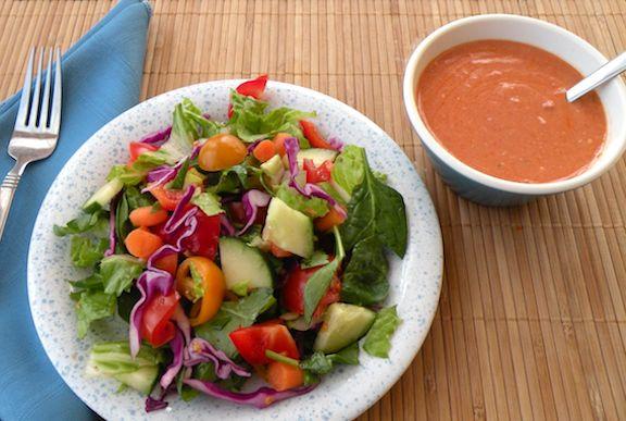 Dressing franțuzesc pentru salată