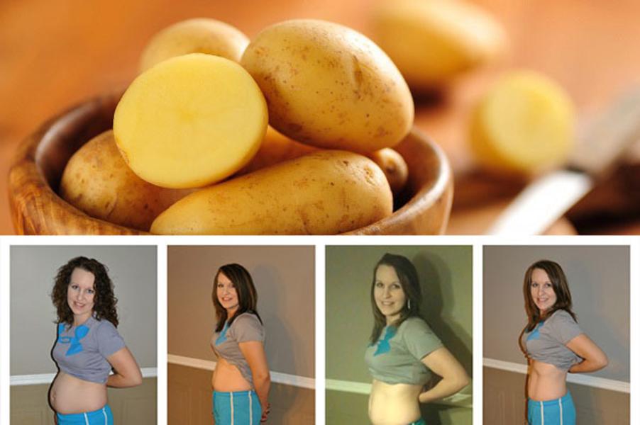 Dieta Cu Cartofi: 5 Kilograme Pierdute In Numai 3 Zile In Timp Ce Mananci Pe Saturate