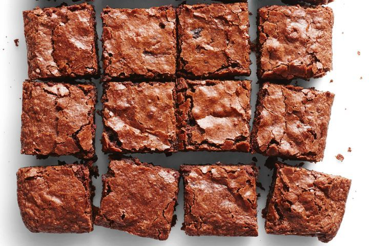Cea mai simplă rețetă de brownies