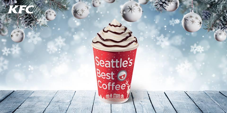 KFC are un Gingerbread Latte pe care nu trebuie să-l ratezi sezonul acesta!