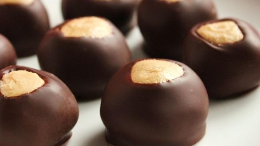 Bomboane De Ciocolata