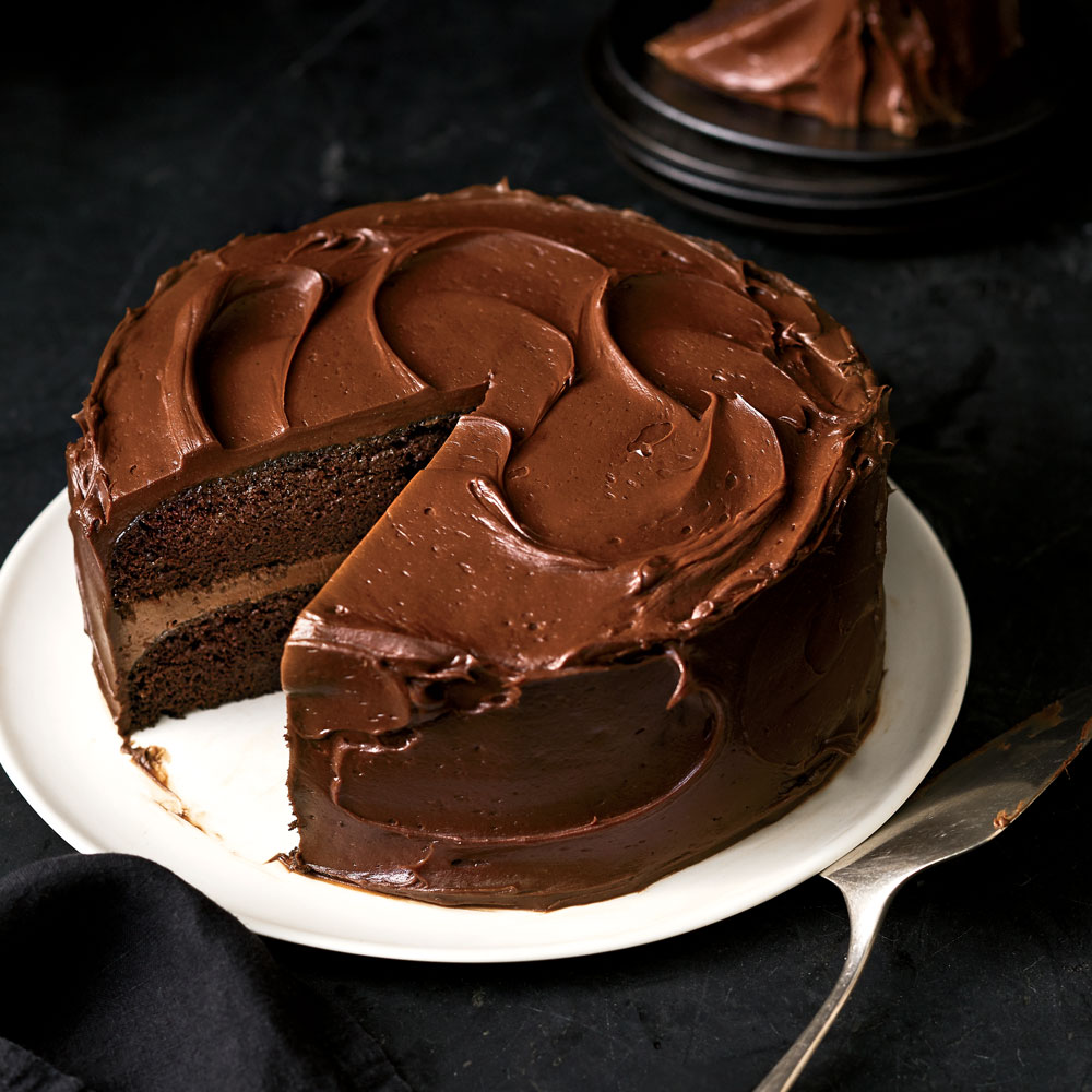 Tort de ciocolată - cea mai simplă rețetă