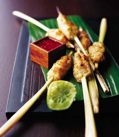 Chiftele Thailandeze De Peste