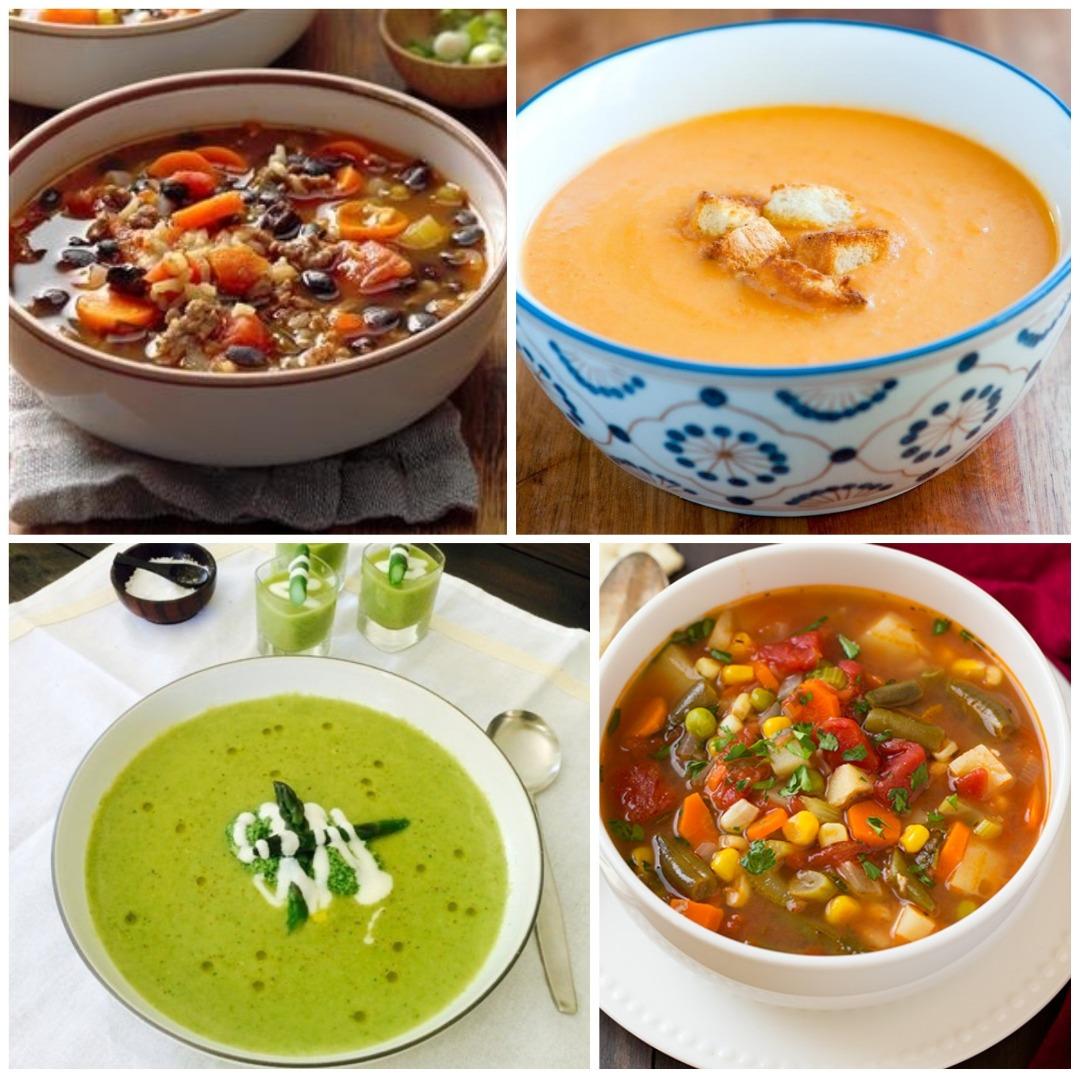 Supe și ciorbe de post: 16 rețete delicioase de ciorbe și supe de post