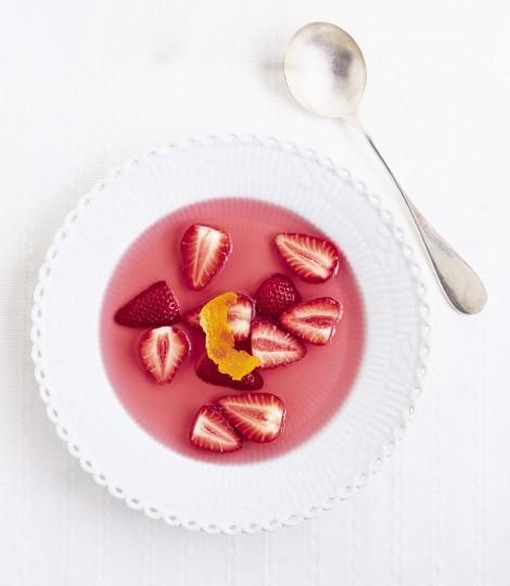 Supa De Capsuni