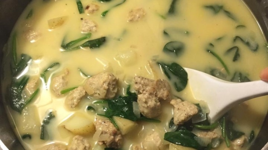 Supa toscana