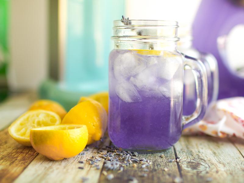 Limonadă cu lavandă