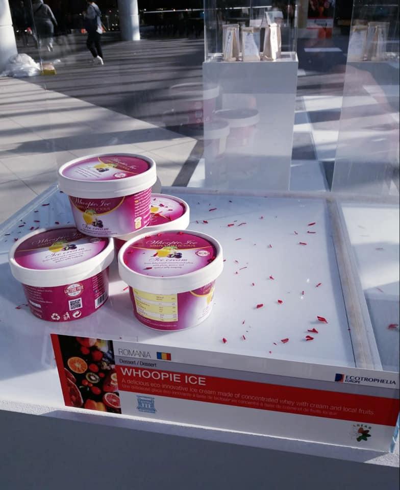 Cea mai bună înghețată din Europa se face la Galați
