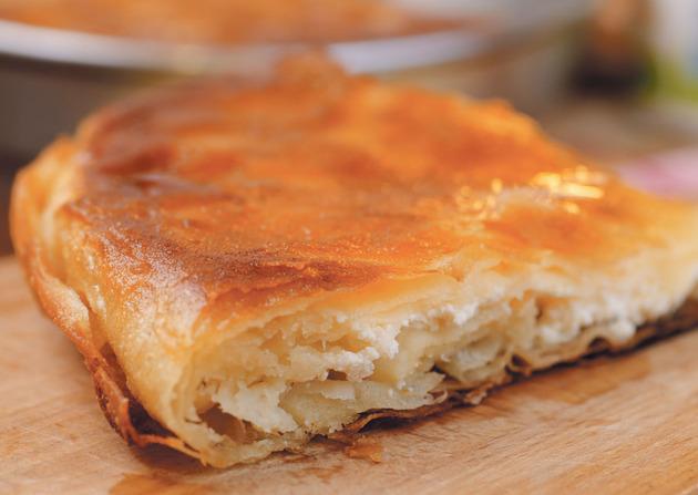 Borek - cea mai bună plăcintă turcească