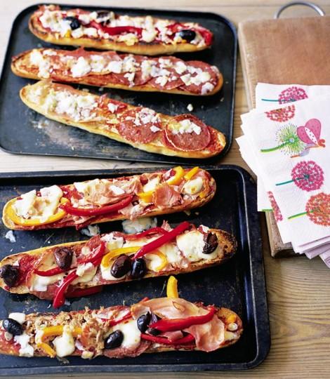 Pizza Bagheta