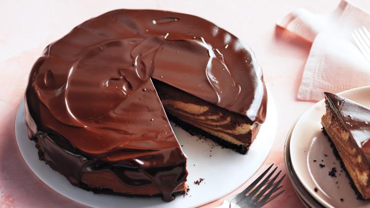 Glazură de ciocolată pentru tort