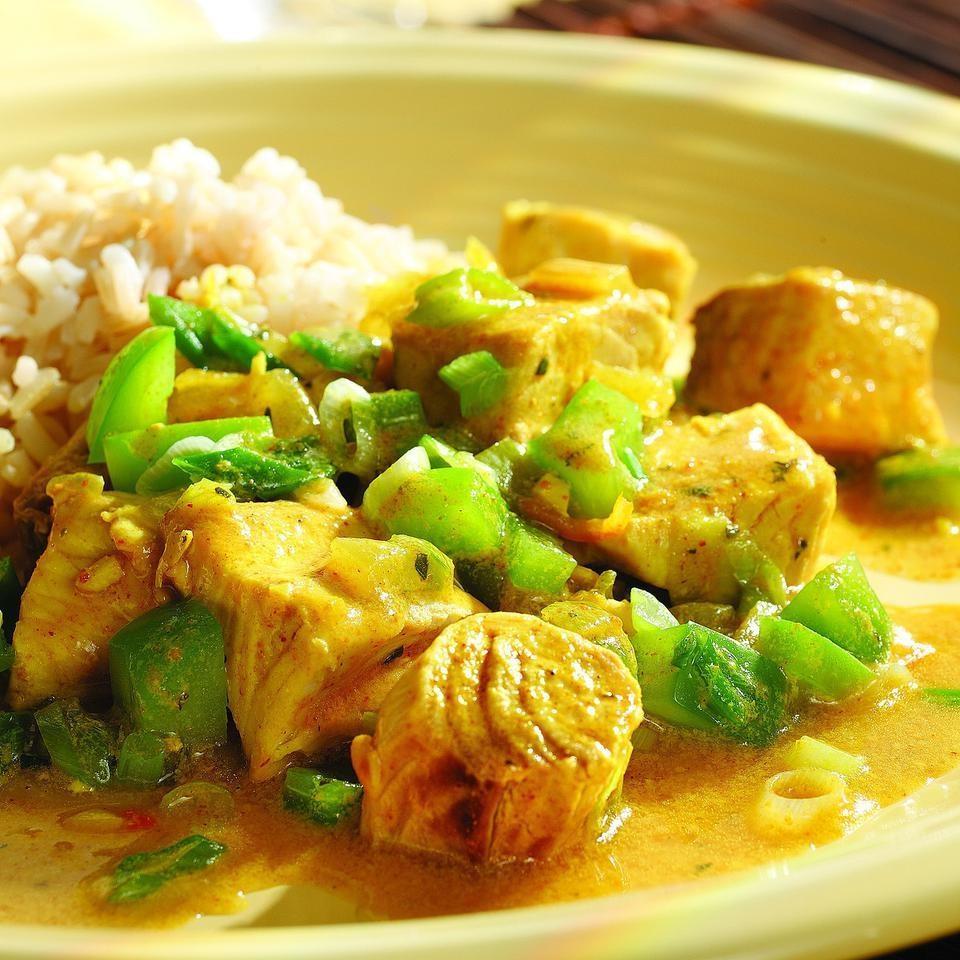 Curry de peste