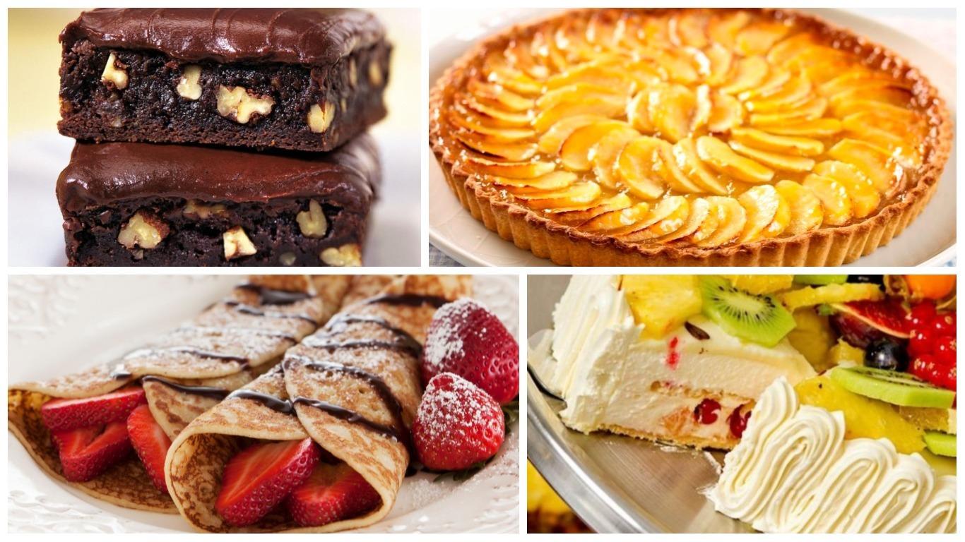 Prăjituri de post: 20 de rețete delicioase de prăjituri de post