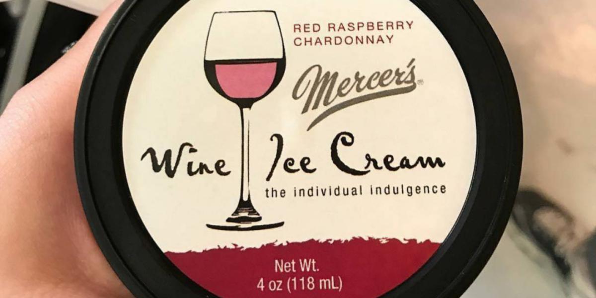 Inghetata de vin, cel mai nou desert care i-a innebunit pe americani