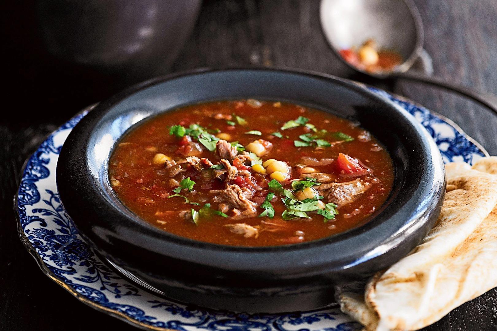 Harira - cea mai bună supă marocană