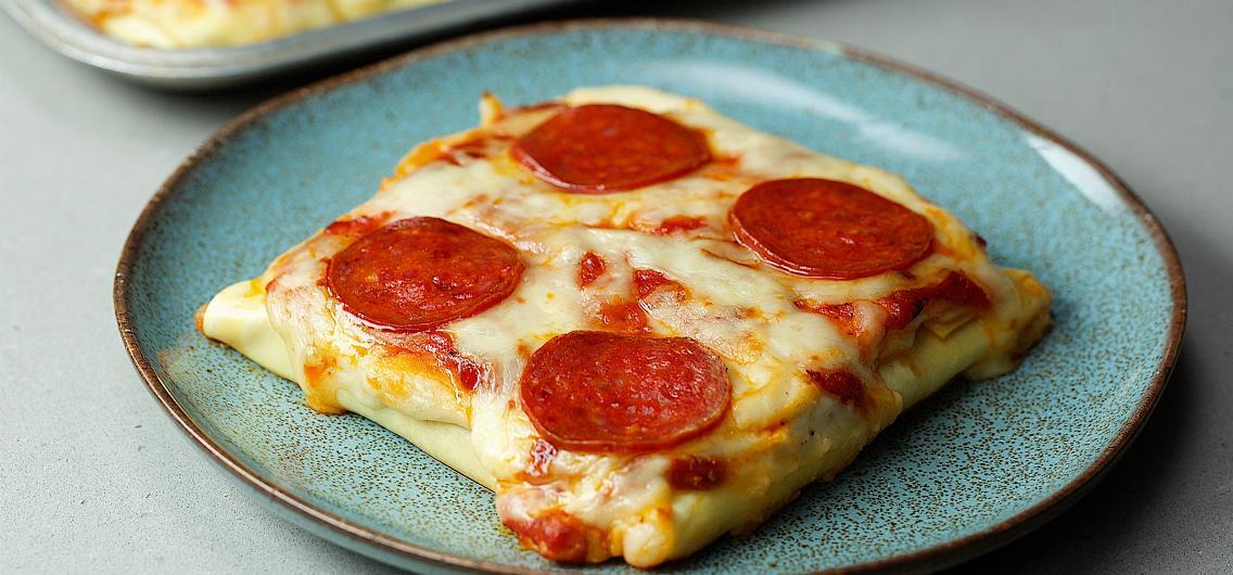 Pizzagna - combinația perfectă dintre pizza și lasagna