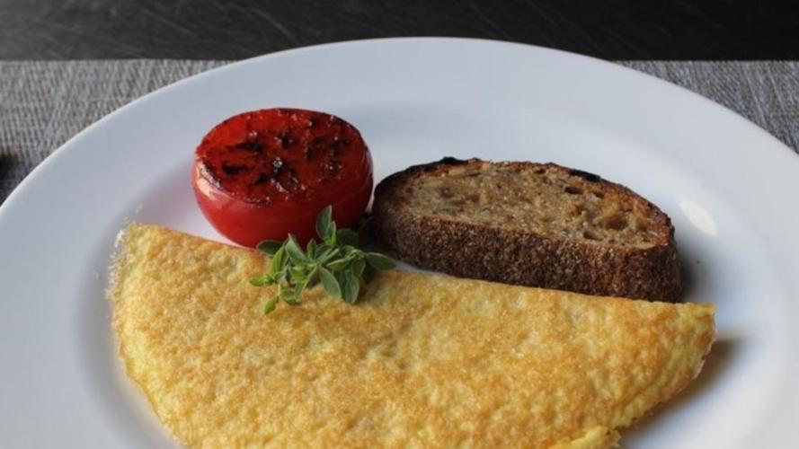 Parmalet - omleta cu parmezan