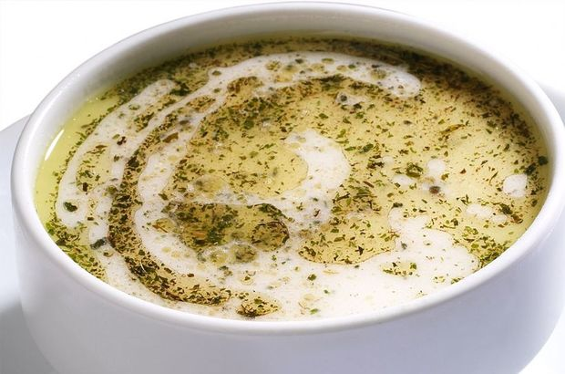Yayla Çorbasi - ciorbă turcească de iaurt