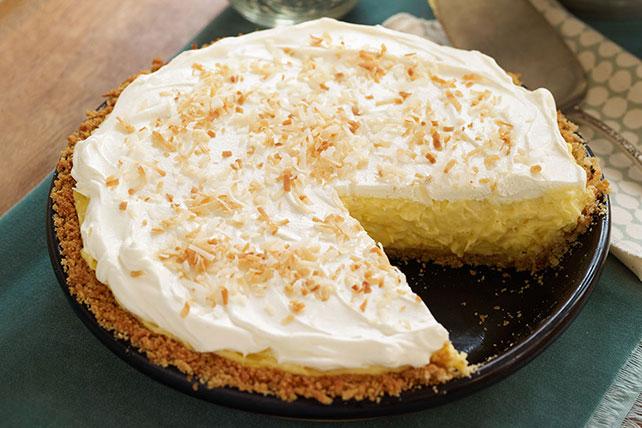 Cheesecake cu cremă de cocos