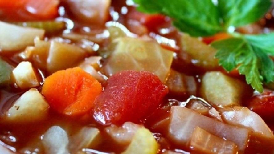 Supa De Varza (Pentru Arderea Grasimilor)