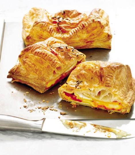 Foietaj Cu Camembert