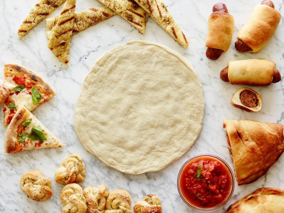 Aluat pentru pizza - secretul pentru un blat de pizza PERFECT
