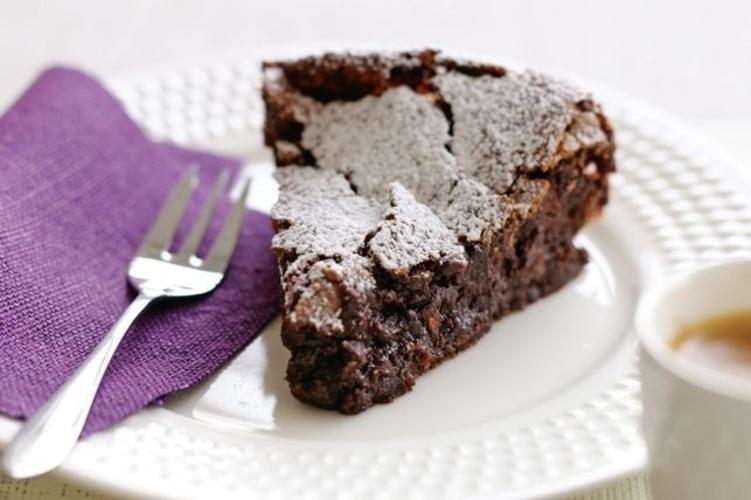 Prajitura Cu Ciocolata, Fara Faina