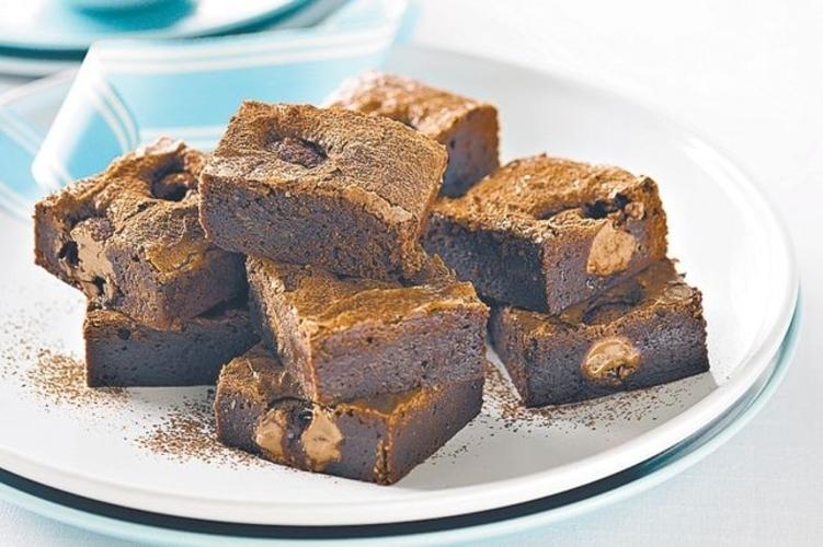 Negresa Cu Ciocolata Si Caramel