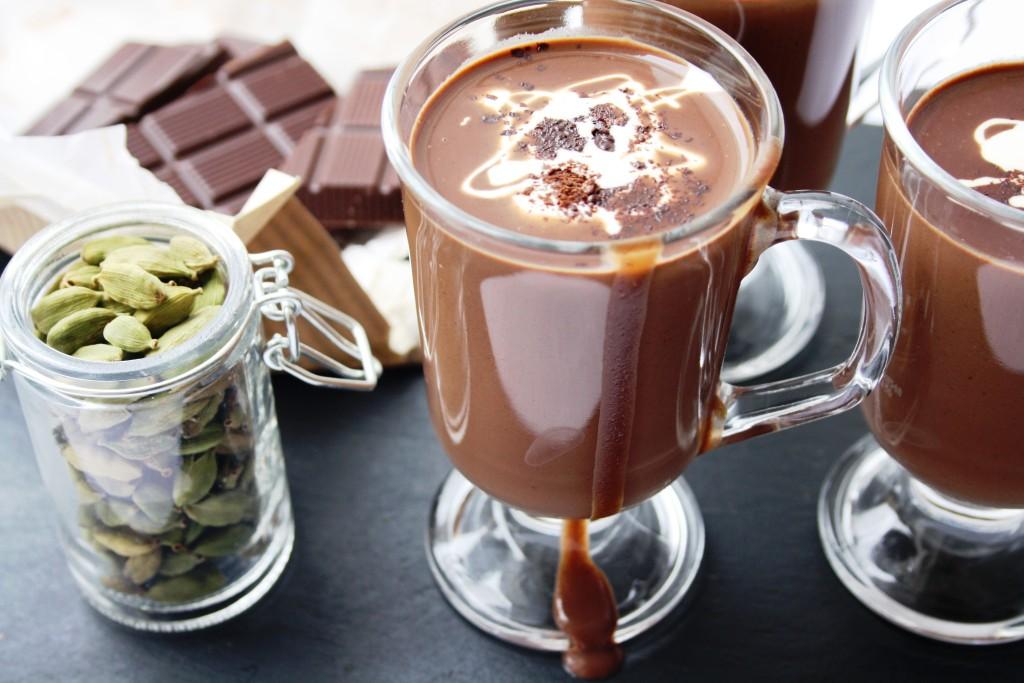 Ciocolată caldă cu condimente