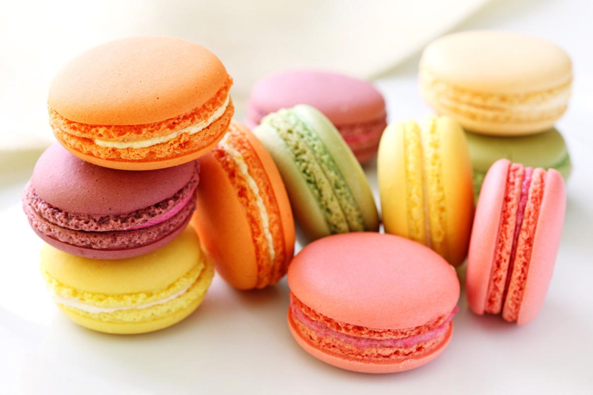 Macarons, Reteta Originala