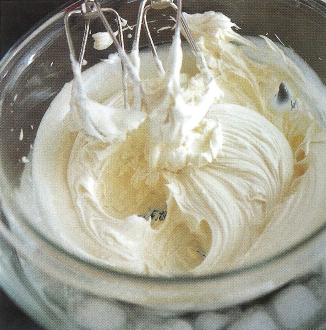 Ganache de ciocolată albă