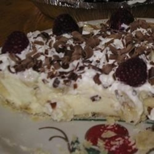 Placinta cu crema bavareza