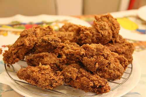 Aripioare de pui ca la KFC
