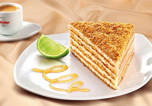 Prăjitură Marlenka