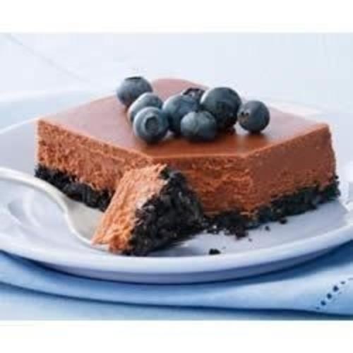 Cheesecake Philadelphia cu ciocolata si afine