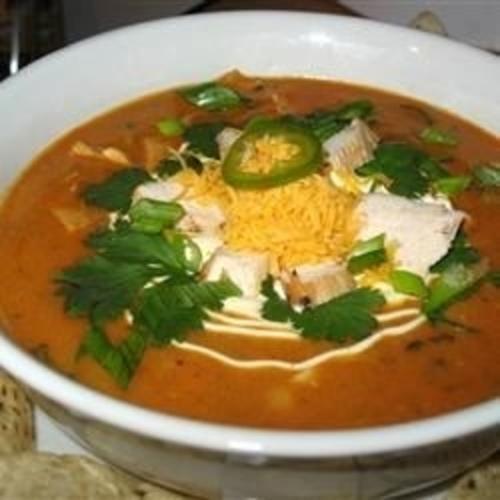 Supa Enchilada de pui