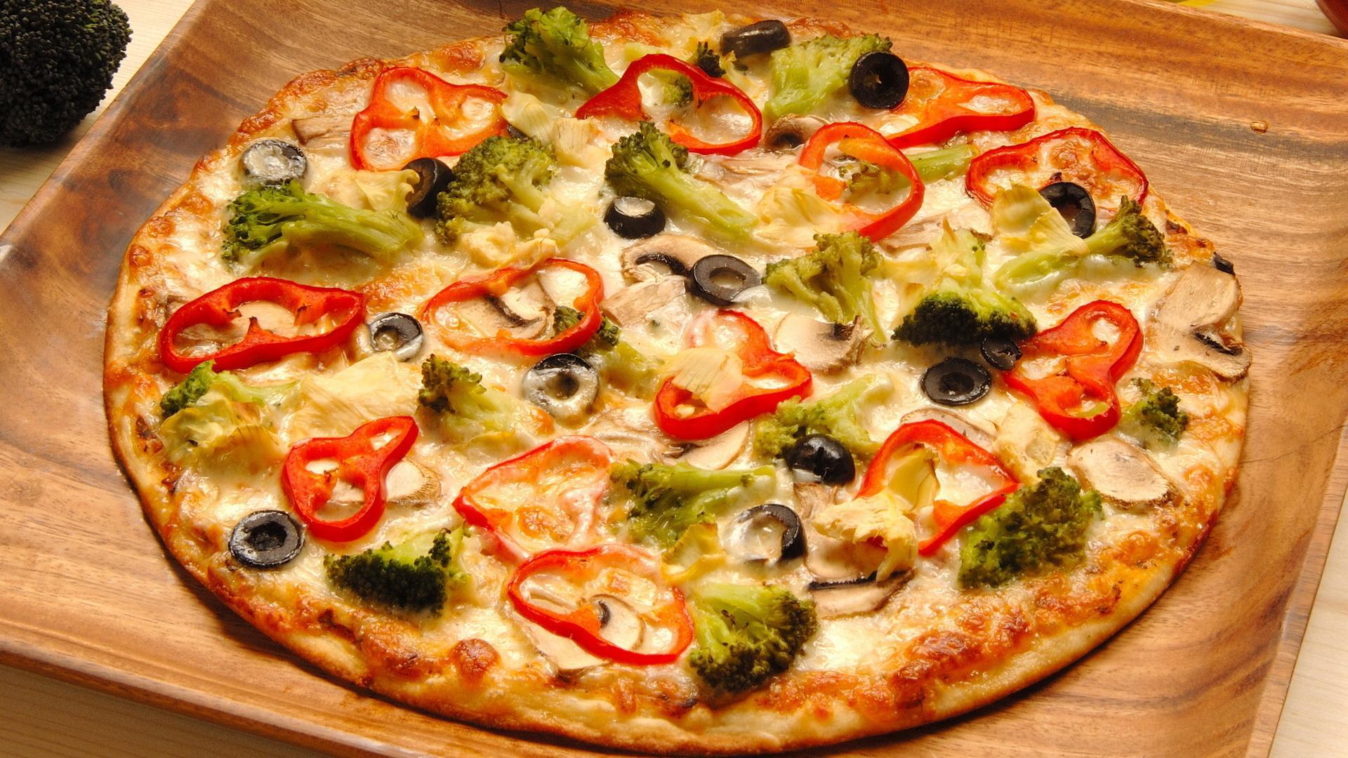 Pizza de post - cea mai gustoasă rețetă
