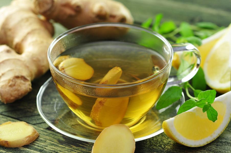 7 Efecte Surprinzatoare Ale Ceaiului De Ghimbir