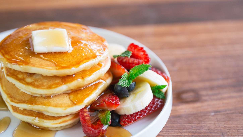 Cele mai bune pancakes - făcute din 2 ingrediente