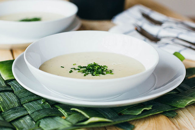 Supă cremă de ceapă
