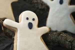 Biscuiti cu branza pentru Halloween