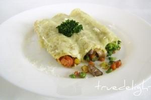 Cannelloni cu legume – de post