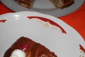 Clatite cu marmelada
