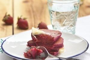 Clatite cu sfecla rosie
