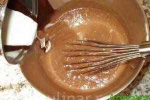 Colac cu ciocolata